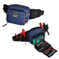 FASITE Tool KIT WAIST BELT Bag Organizer Professional Electricians Tool Pouch Good Quality Free Shipping