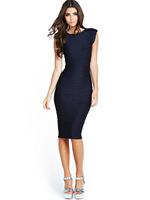 Plus Size 2014 New Sexy Bodycon  Slim Elegant Celebrity Club Party Dresses Women OL Work Wear  Vestidos