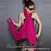 2014 new plain mercerized wool shawl SWW060 increase the longer section wholesale customization of stock