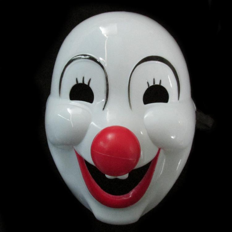 2015 Mascara Airsoft Airsoft Mask Mascara Paintball ! Hip Hop Venice Clown Mask Cosplay Funny Movie Animation Dance Party Pvc(China (Mainland))
