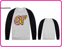 Stock Brand Odd Future Sport Sweatsuits Hoodies Men Women's Costume Cotton Dress Odd Future Sweatshirt-008