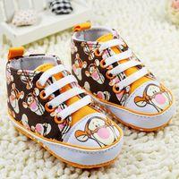 Baby boy shoes Bebe Moccasins  First walker  Brand tenis infantil Toddler shoes Sapato infantil Fashion canvas 0-18 months