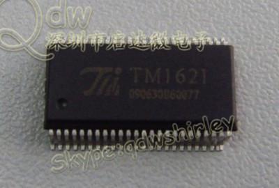 Free shipping! Original TM1621 SSOP48 LCD Drive IC(China (Mainland))