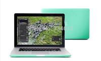 "11 Colors Option Matte Rubberized Hard Laptop Case Cover For Apple Macbook Air 11"" 13"" Pro 13"" 15"" Retina 13"" 15"""