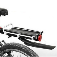 Quick Release Style Aluminum Bike Rack After Bicycle Rack Mountain Bike Cycling Road Bike Rack With Mudguards