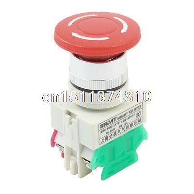 Кнопочный переключатель 1 . 1NC 660 10 кнопочный переключатель new 1 19 led 12v 37180 37181