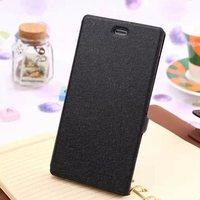 Free shipping XIAOMI Mi3 Leather Case XIAOMI MI3 Protective Flip Cover Case  Gift Screen Protector six colors