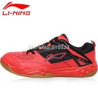 Men Badminton Shoes 2014 Li-Ning Badminton Training Shoes Li-ning AYTJ081-1-2