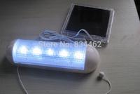 5 Led Solar LED Lamp Outdoor LED Lights AA Battery Solar LED Tent Lamp YSJBMD11