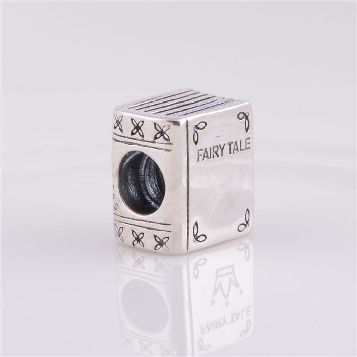 Pandora DIY 100% 925 LW207 кольцо pandora 925 silverring charm