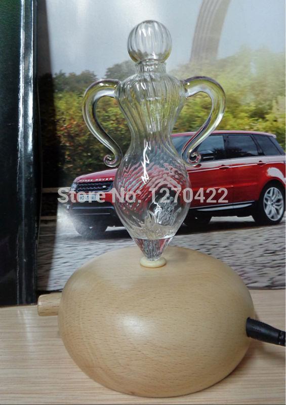 nebulizador com aroma 15pcs/lot construção- em temporizador conduzido luz de cores do arco-íris para casa e uso de escritório aroma da máquina sistema de entrega de perfume(China (Mainland))
