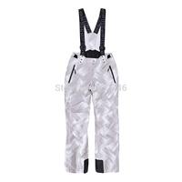 Wohai Sen (WHS) 2013 Winter female models outdoor waterproof breathable ski pants warm fashion Trousers