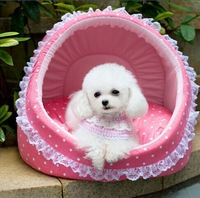 Sweetie Pet Dog House,Pet Beds for Dogs or Cats,Quality Pet Products