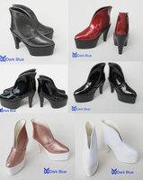 BJD doll short boots BJD.SD doll queen shoes db54 - 5 colors 1/3 1/4