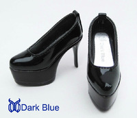 BJD doll shoes high-heeled shoes waterproof D28 two color -sd 16 sd10