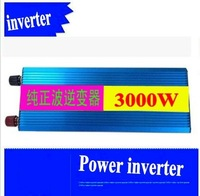 3000VA PURE SINE WAVE INVERTER (12V DC 220VAC6000W 6KW PEAKING) Door to Door Free Shipping
