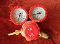 Free Shipping propane regulator C3H8 gas cylinder regulator flow meter