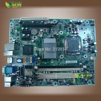 free shipping 90% new for HP COMPAQ 6000 PRO Q43 Desktop motherboard lLGA 775 BTX 531965-001 503362-001 503363