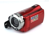 "New HD Camcorders 1280*720 12Megapixel 2.7"" TFT LCD 16:9 16x Digital Zoom High Definition Video Camera Recorder E9005 Fshow"