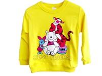 New 2014 Children kids T Shirts, Girls Boys' T-Shirts Kids Long Sleeve Tee Cotton Baby Clothing Wholesale Free Shippnig