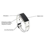 Android wear Smart Bluetooth Watch MTK6260 Wristband Bracelet Pedometer Sleep Monitering Distal Remind Smart phone Watch