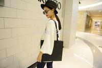 2014 new large bag shoulder bag concise fashion ladies handbag fashion handbag women bag