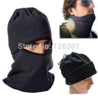Thermal Balaclava Full Face Tactical Swat Mask Neck Hood Hat Cap Cosplay