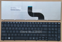 NEW Keyboard For Packard bell TE69 TE69KB TE69HW LE69 LE69KB Laptop US Language Black Correct right printing