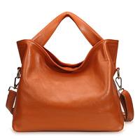 2014 brand women leather handbag cowskin lady bags fashion designer messenger handbags High quality bags 2P3002 free shipping