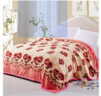 More critical. Free shipping. Golden mink wool blanket. Four seasons flannel blanket. Manufacturers selling bedding