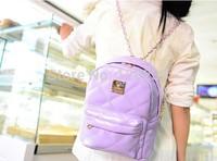 Hot sale bag Preppy Style Candy color backpack Fashion Student bag  women bag hand bag