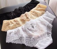 wholesale Europe brand desige hot sexy panties women underwear ladies lingerie M L XL