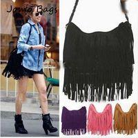 European&American Style Star Fashion Tassels Bags Hobo Clutch Purses Handbags women Shoulder bags Women Bags on Hot Sale z2976