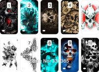 New skull art   Samsung Galaxy s5 9600 Case EK EG ILLEST Stance Hella flush10pcs/lot+ Free shipping