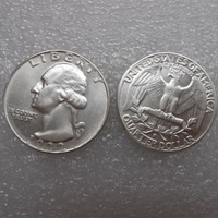 90%Silver 1932-D Washington Quarter (FOR COINS COLLECTION ONLY)