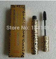 Wholesale and retail makeup new Black mascara Leopard (5pcs / lot) free shipping