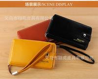 2014 NEW DESIGN vintage genuine leather wallet women long style cowhide purse leather card holders Women handbags