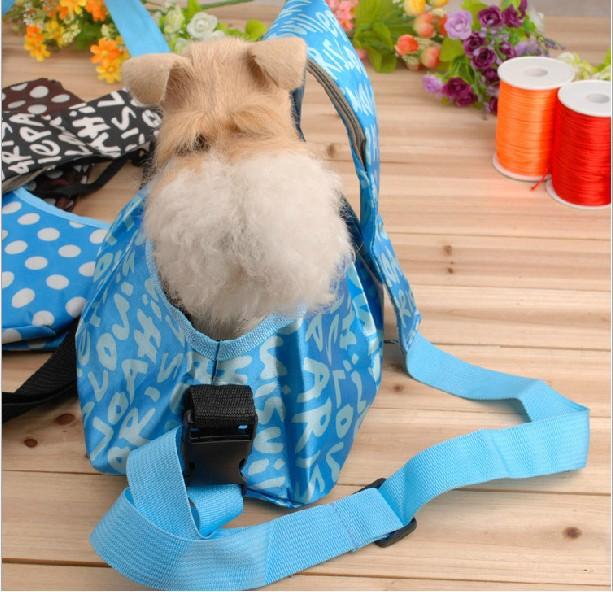 Nouveau sac de chien de compagnie animal sac à dos kangourou sac de