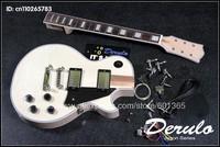 DIY Electric Guitar Kit  Bolt-In  Solid Mahogany Body & Neck MX033