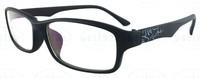 New Fashion Eyeglasses Women Optical Frame Glasses Clear Lenses Armacao Oculos de Grau Nerd Eyewear Female Accessories EO2266
