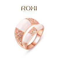 ROXI  Wholesale fashion Rose Gold Plated Austrian crystal Ring ,new arrival factory prices 20141005-3