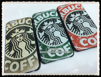 "1pc Star Coffee Case for iPhone 6 6s plus 4.7"" 5.5"" Starbucks Coffee Cover PC Hard Back Phone Protector"