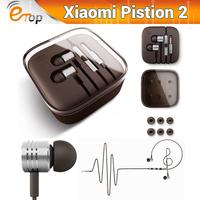 Original Xiaomi Piston High Quality XIAOMI 3 Piston Headphone Earphone For XIAOMI MI3 Mi2s 2 Hongmi Note Phones all phone