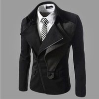 2014 Hot Fashion Brand Clothes Man Jacket College Mens Coat down Jackets Men Sportswear Windcheater winter Clothing Wholesale,04