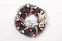 FREE SHIPPING!!!Christmas garland, window decoration, family Indoor & outdoor decoration, decoration to the hotel shop