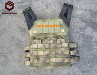Evolution Gear (EG) 500D Cordura Vest Jump Plate Carrier JPC Vest A-TACS FG vest+Free shipping(SKU12050387)