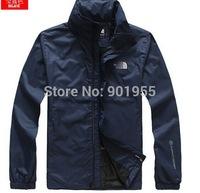 free shipping 2014 new men Outdoor sports jacket Ski-wear Ski suit hooded jacket