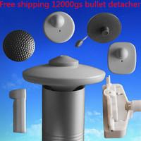 12000GS Universal  mini golf Detacher Checkpoint EAS Hard Tag Detacher Remover