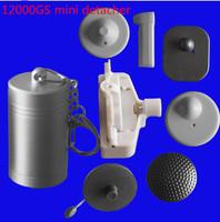 12000GS bullet detacher Security tag remover  golf  detacher, opener unlock eas tag detacher magnetic