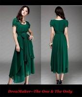 WLF123 Short Sleeve Evening Dress Short Style Dresses Black Color Girls Fashion 2015 New Coming